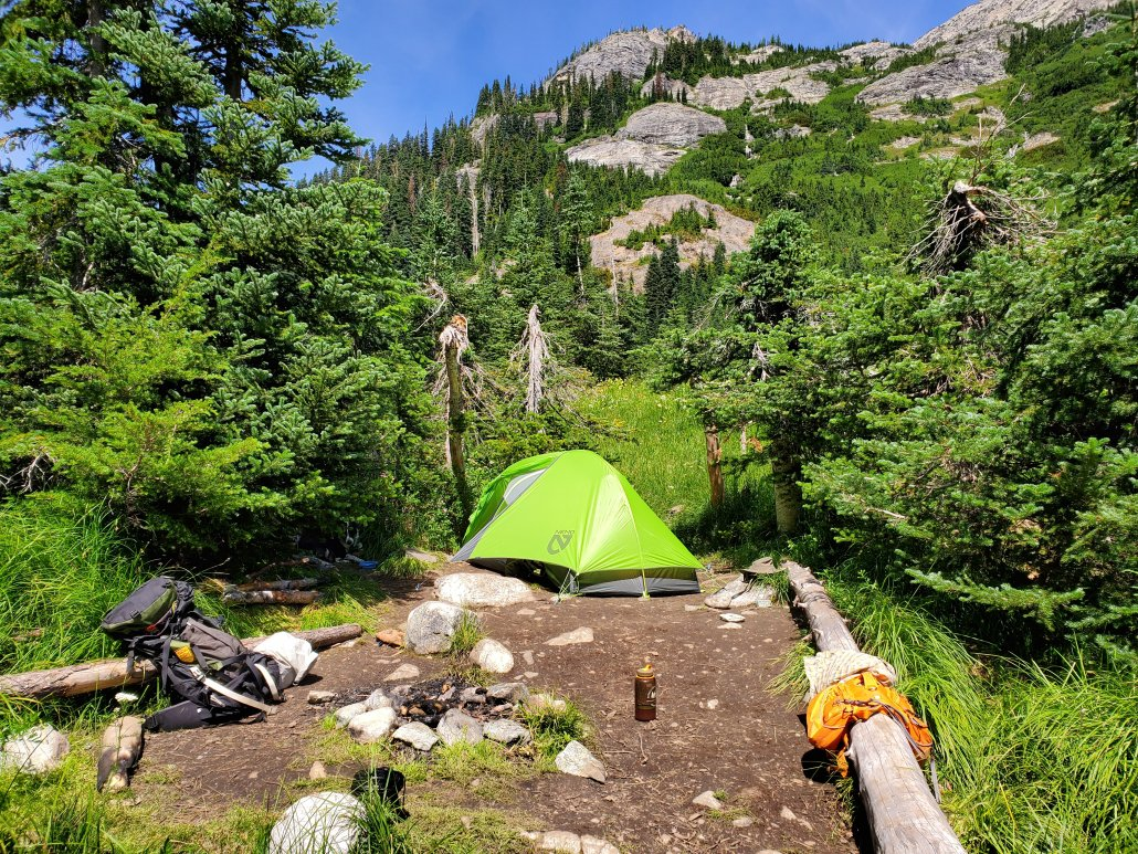 Spider Meadow Camping Spot