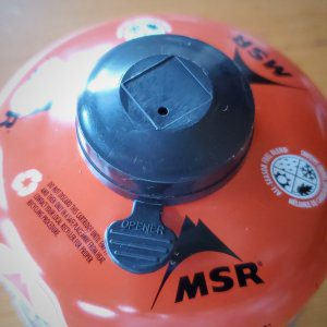 MSR Cap