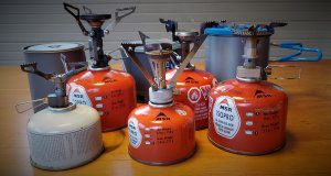 Canister Stoves