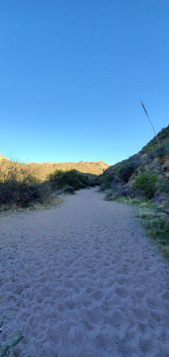 Superstition Wilderness Charlebois Hike 031