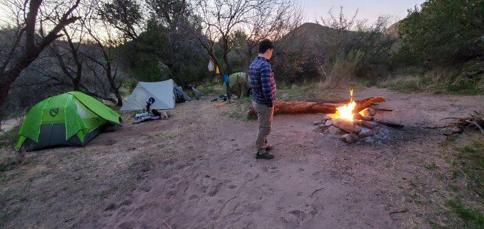 Superstition Wilderness Charlebois Hike 091