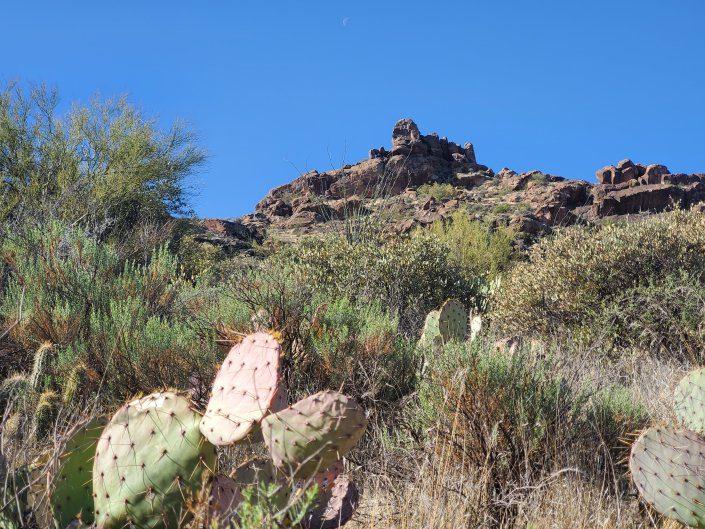 Superstition Wilderness Day 1 011