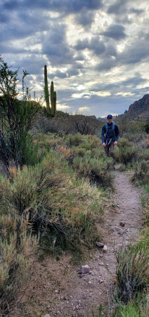 Superstition Wilderness Day 3 95