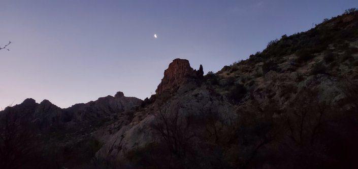 Superstition Wilderness Weaver's Needle 001