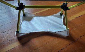Tyvek Ground Sheet For Chair Zero