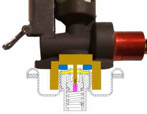 Stove To Canister Connection