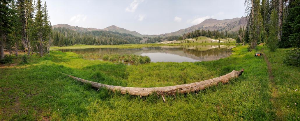 Eagle Cap - Bonney Lake