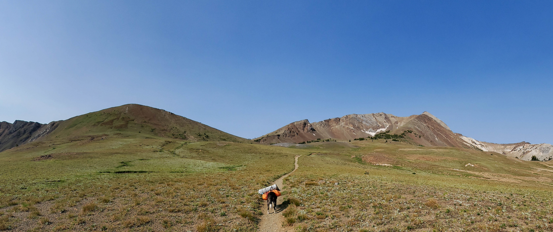 Eagle Cap - Tenderfoot Pass