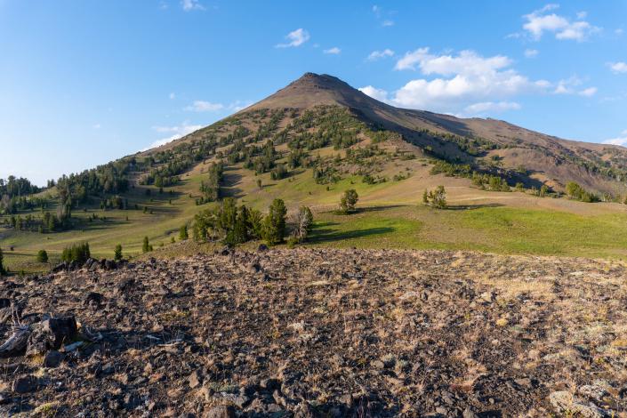 Aneroid Mountain